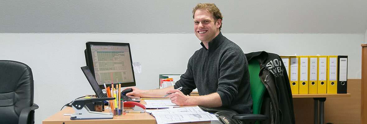 Betriebswirt Marius