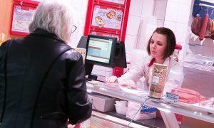 Verkaufsleiter im Lebensmittelhandwerk